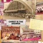 """1956 - """"Christ Is The Answer"""""""
